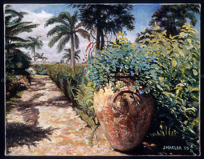 Jamaican-vase