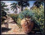 Vase Jamaïque